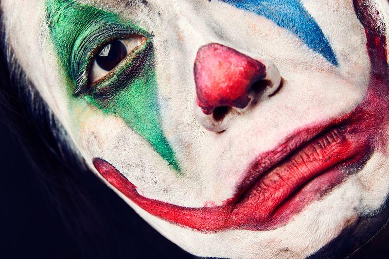 El traje de Joaquin Phoenix en Joker