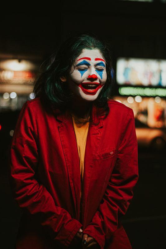 Joker Karnevalskostüm