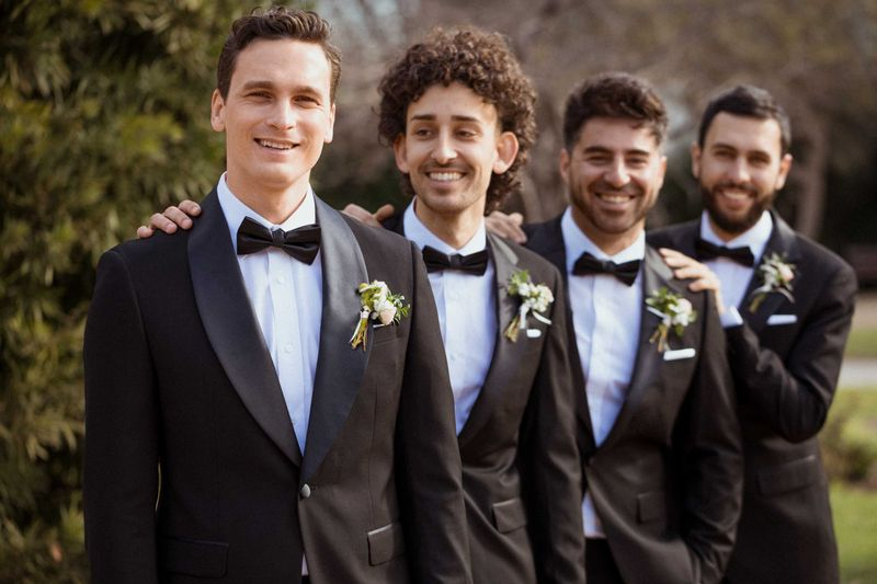 when to wear a tuxedo