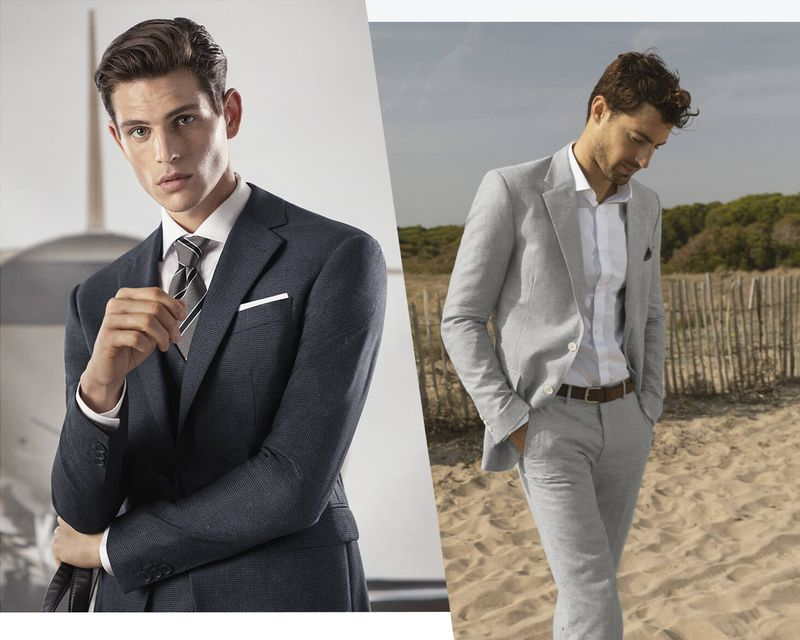 when to wear a suit or a tuxedo
