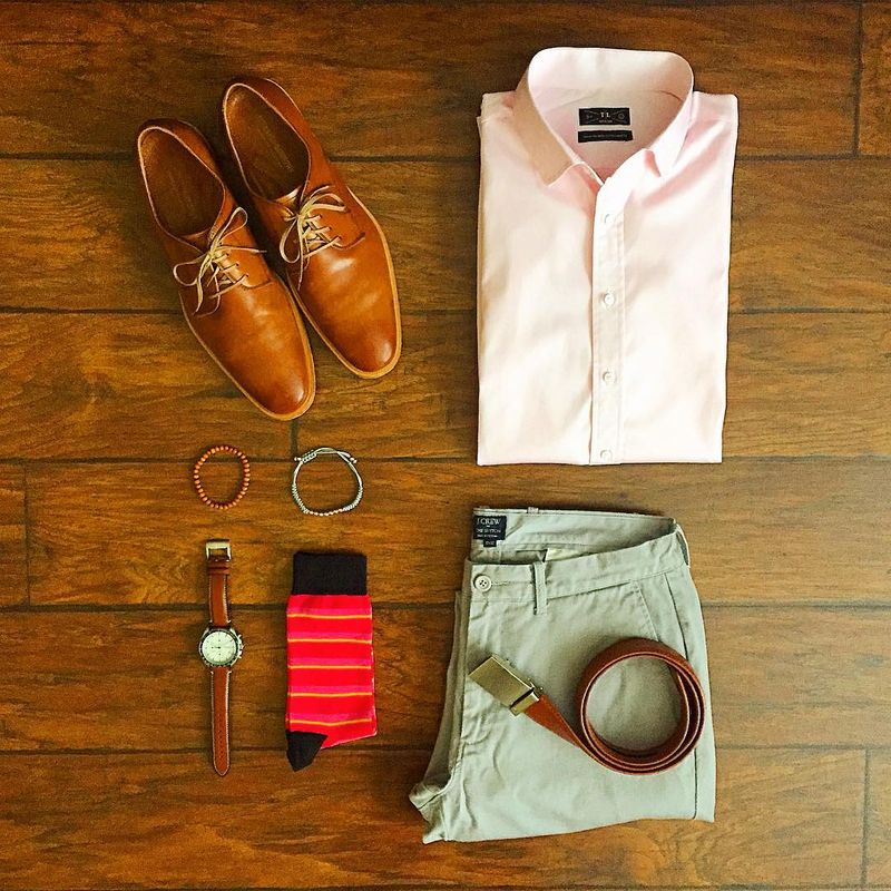 brown derby shoes outfit