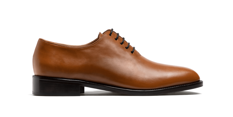 wholecut oxfords schuhe