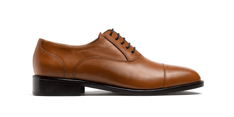 captoe oxford schuhe
