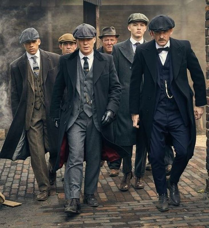 How to Dress like a Peaky Blinder - Hockerty