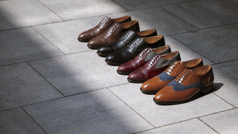 Types of Dress Shoes