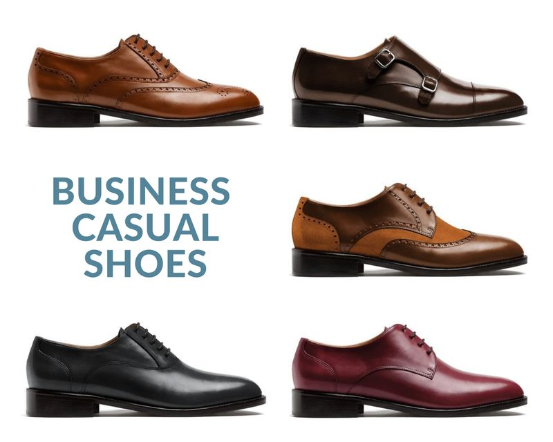 5 Business Casual shoes you should own