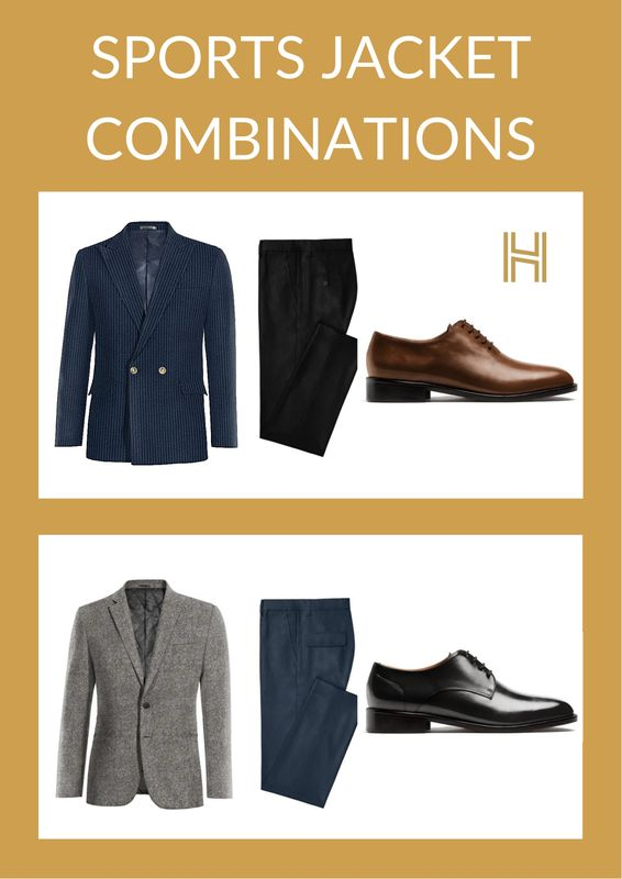 sports jacket combinations