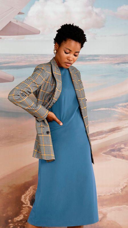 business dress blazer