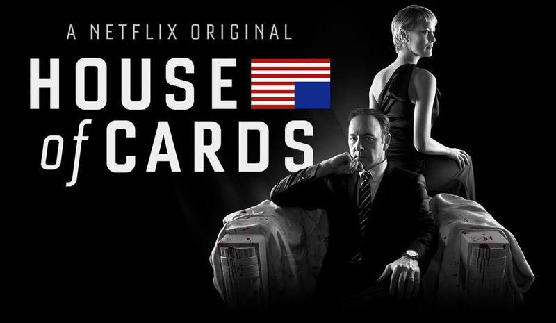 Vesti come Frank Underwood in House of Cards - Gli intrighi del potere
