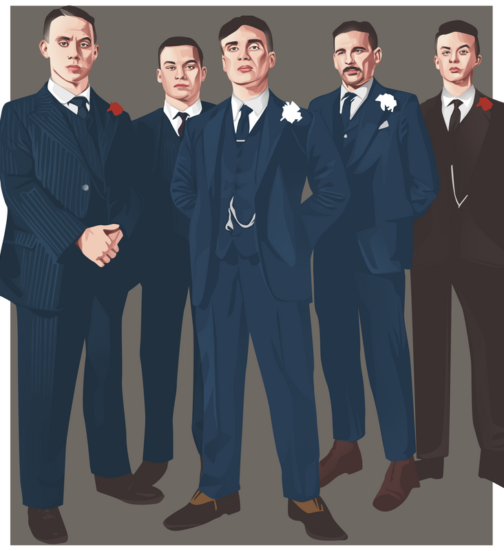 peaky blinders suits