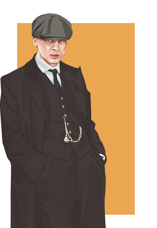 tommy shelby costume
