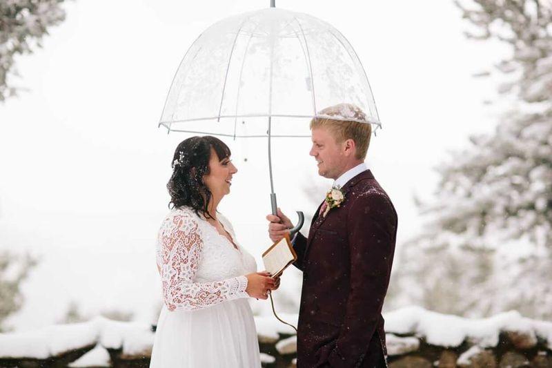 wedding suit tweed