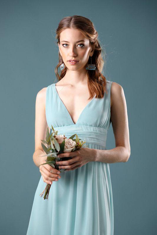 spring wedding guest dress