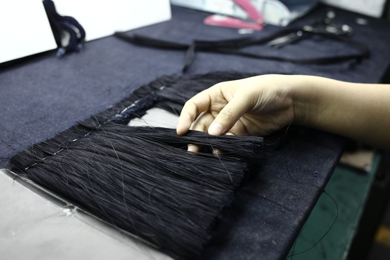 denim jeans production