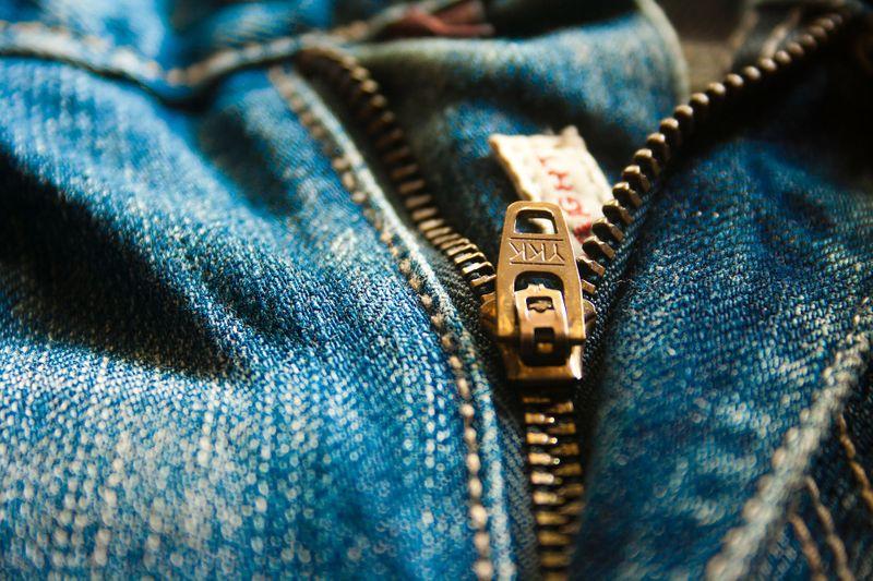 men's jeans waist fit