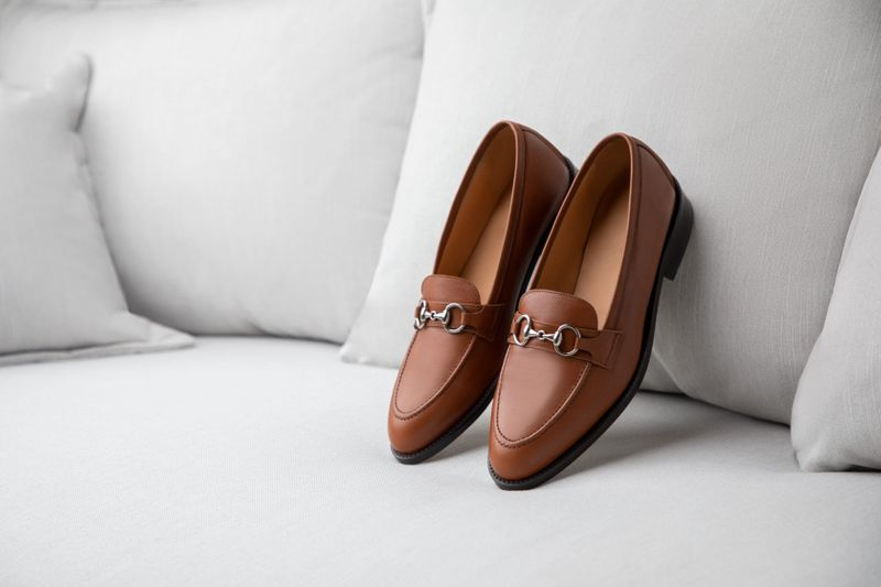 horsebit loafers