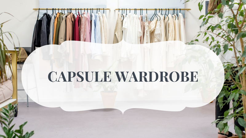 capsule wardrobe sumissura