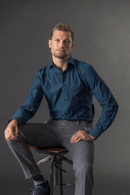 dress shirts iron