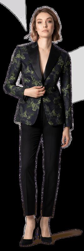 coctail attire suit for women