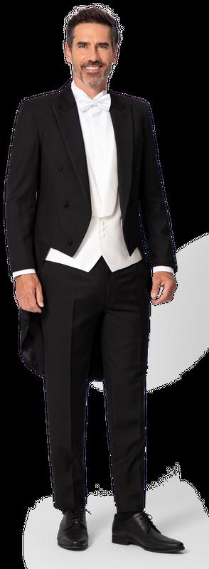 wedding tailcoat for men