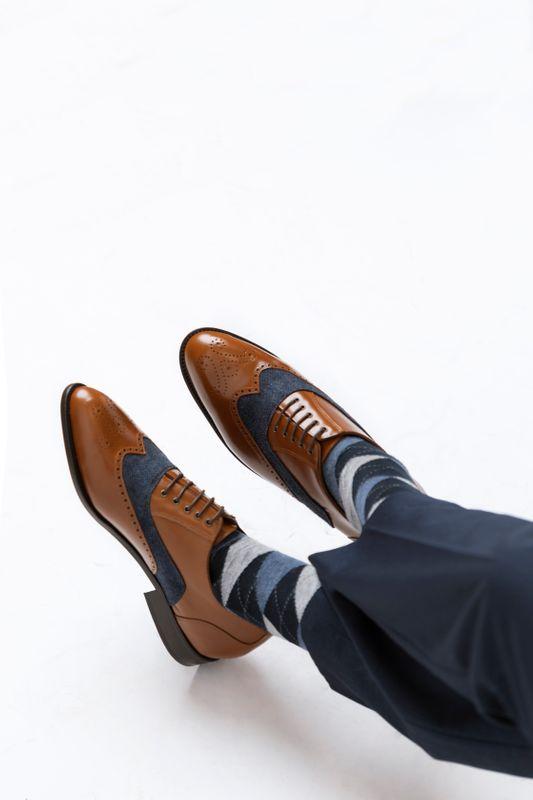 custom men's wedding shoes