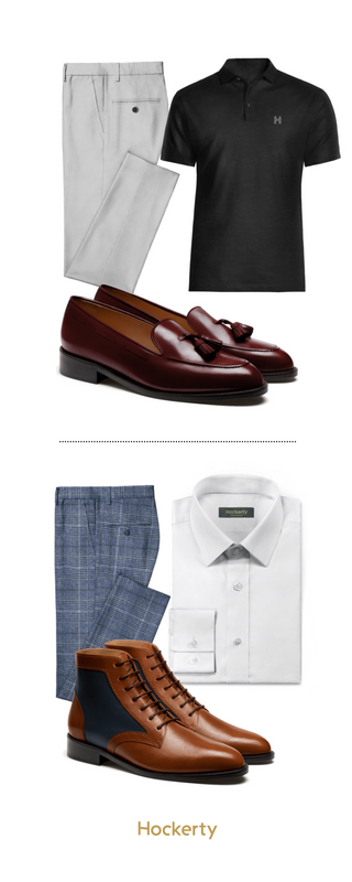 guide to business casual