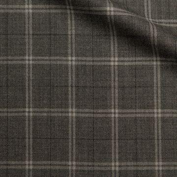 Traje gris cruzado a cuadros de Lana 299€ - Camrose  ecf9cf8ddcb
