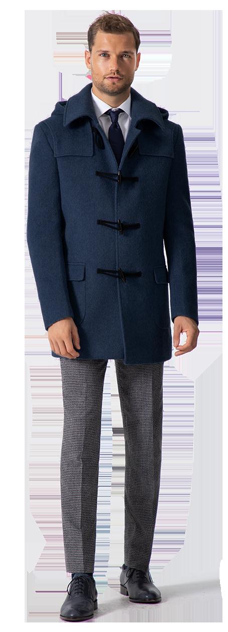 Пальто-Дафлкот