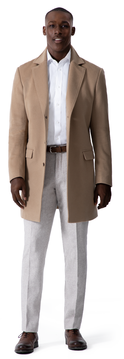 black friday overcoat