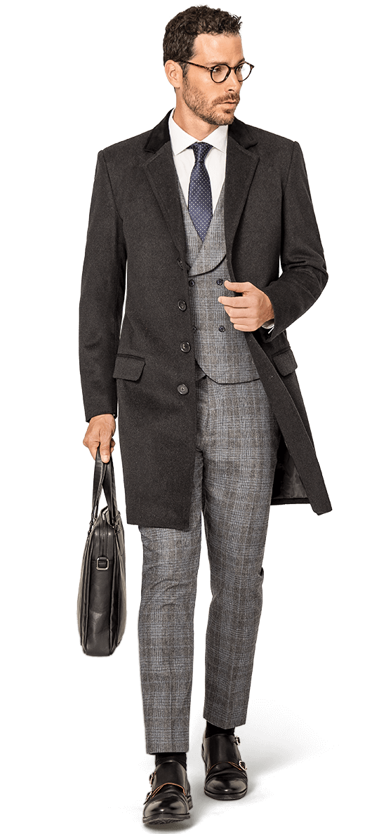 mens custom coat