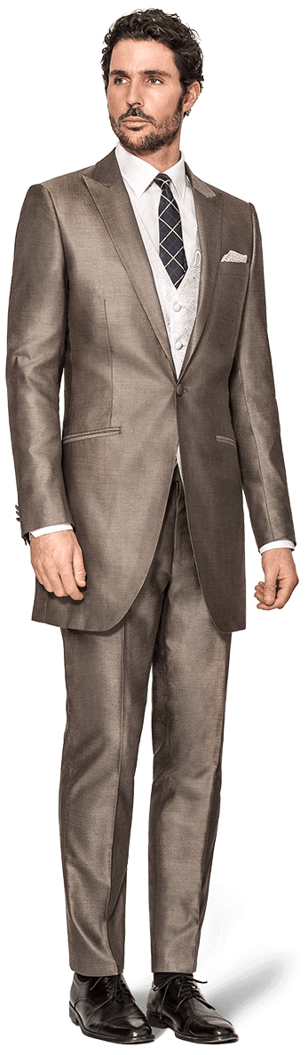 Frock Coat Wedding Suit