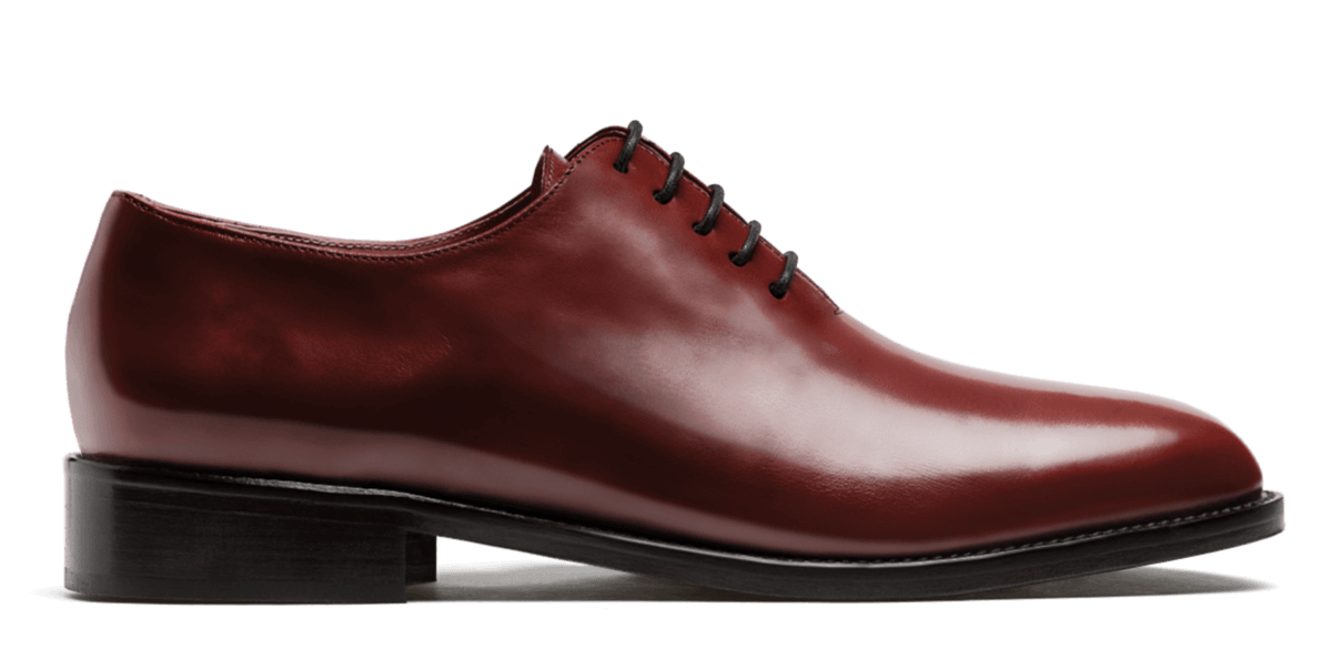 oxblood shoes
