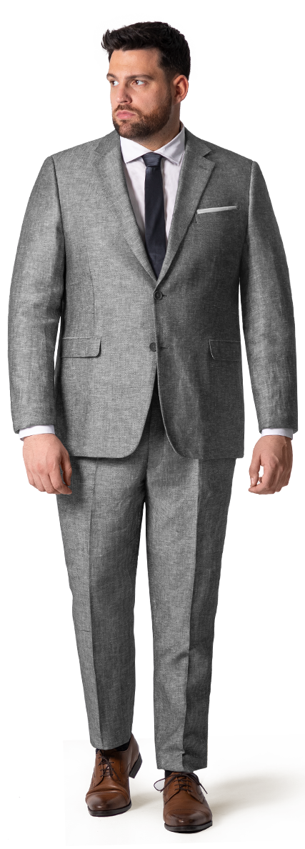big tall suit