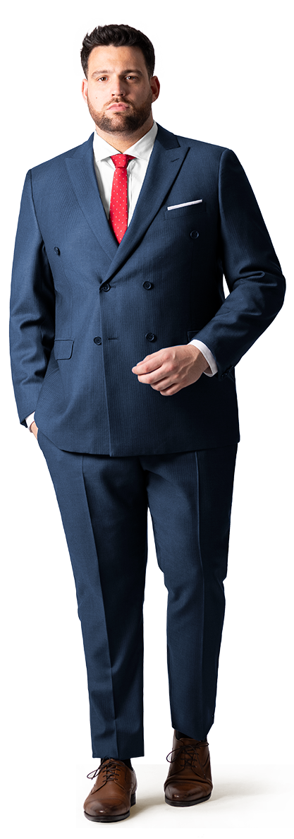 suit for big and tall