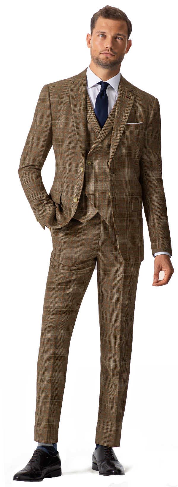 Costume tweed