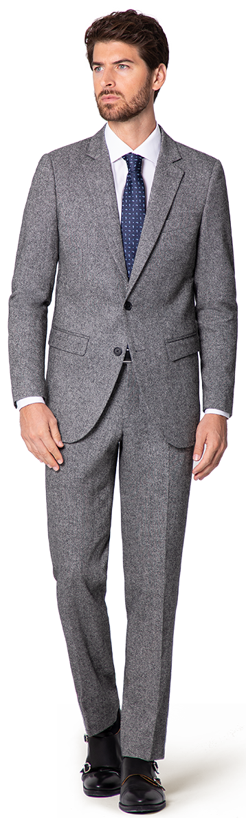 tweed suit men