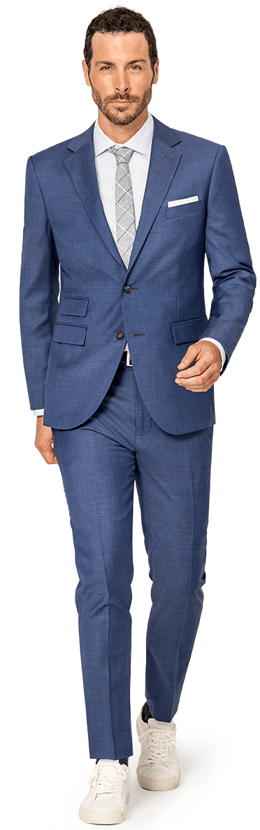 Men Custom Tailored Suits $269 - Hockerty