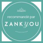 Recommandé par Zankyou