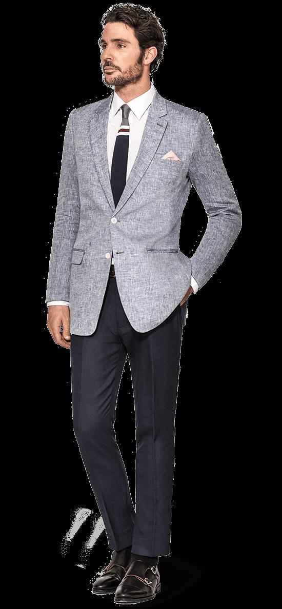 Tailored Linen Blazers